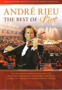 Cover André Rieu - The Best Of Live [DVD]